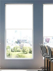 Contract City Classic White Roller Blind thumbnail image