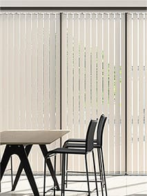 Contract City Ivory Vertical Blind thumbnail image