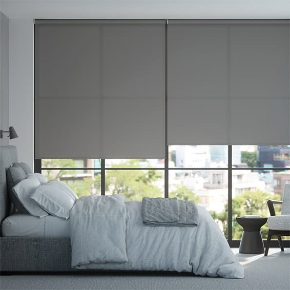 Contract Thermal Plus City Grey Roller Blind