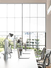 Contract Thermal Plus White Roller Blind thumbnail image