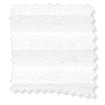 DuoLight-Max Cordless Cotton White Thermal Blind slat image