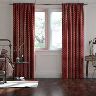 Coronation Scarlet Curtains thumbnail image