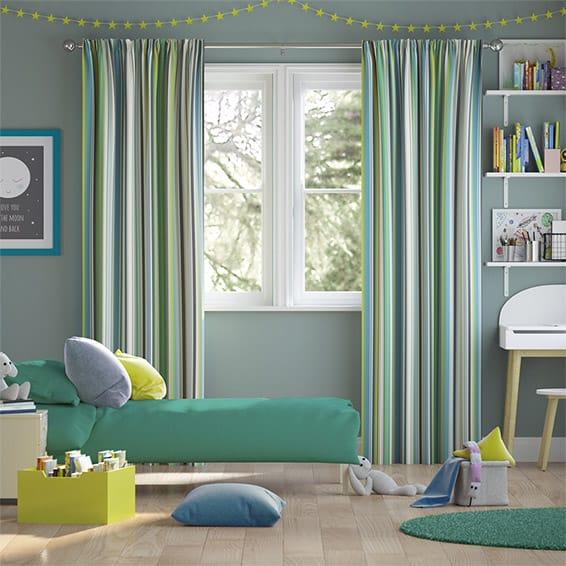 Dakarai Mojito Curtains