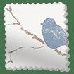 Dawn Chorus Mineral Blue Roller Blind sample image
