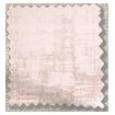Dorchester Velvet Blush Curtains swatch image