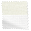 Double Roller Linen White Double Roller Blind swatch image