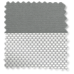 Double Roller Mid Grey swatch image