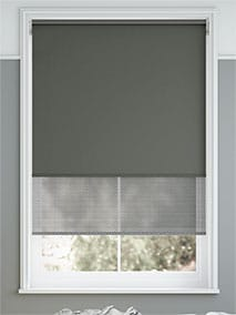 Double Roller Ore Grey Double Roller Blind thumbnail image