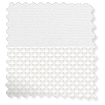 Double Roller Pure White Blind sample image
