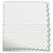 Double Roller Pure White Blind slat image
