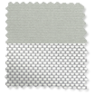 Double Roller Smoke Double Roller Blind swatch image