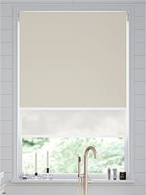 Double Roller Toffee Double Roller Blind thumbnail image
