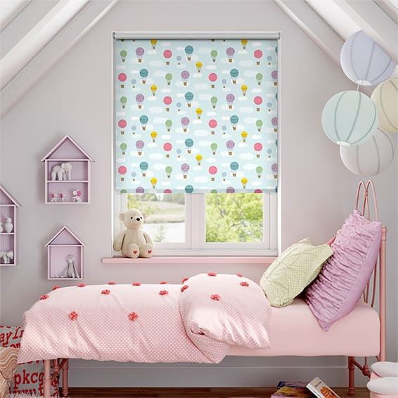 Drifting Skies Blackout Roller Blind