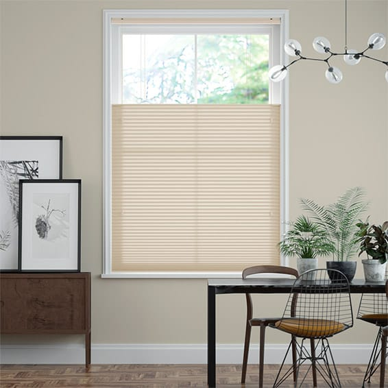 DuoLight Almond Top Down/Bottom Up Thermal Blind