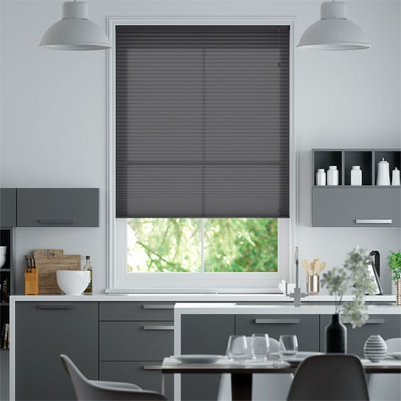 DuoLight Anthracite  Thermal Blind