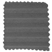 DuoLight Anthracite  Top Down/Bottom Up Thermal Blind slat image