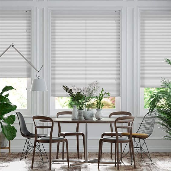 DuoLight Ash Grey  Thermal Blind