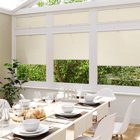 DuoLight Clotted Cream PerfectFIT Thermal Blind
