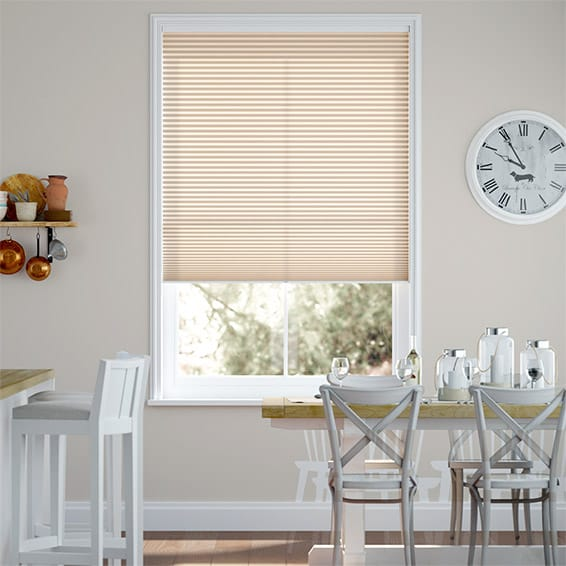 DuoLight Cordless Almond Thermal Blind