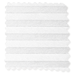 DuoLight Cordless Arctic White  Thermal Blind sample image