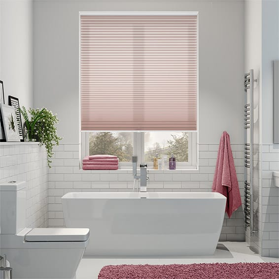 DuoLight Cordless Dusky Pink Thermal Blind