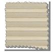 DuoLight Cordless Grain Parchment Thermal Blind slat image
