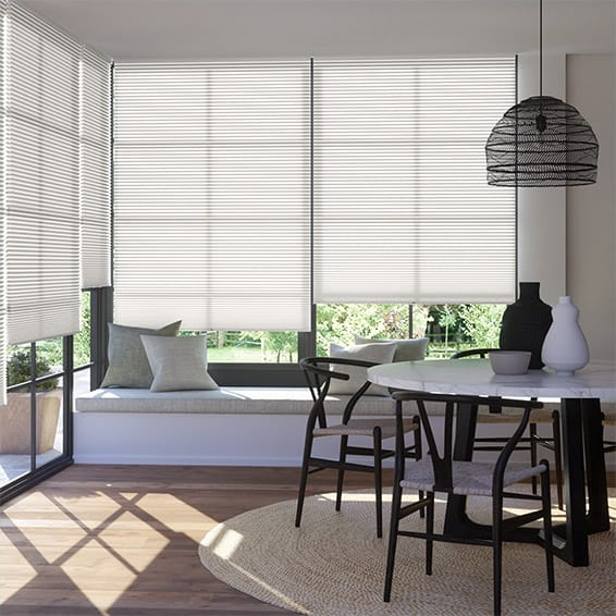 DuoLight Cordless Pearl  Thermal Blind