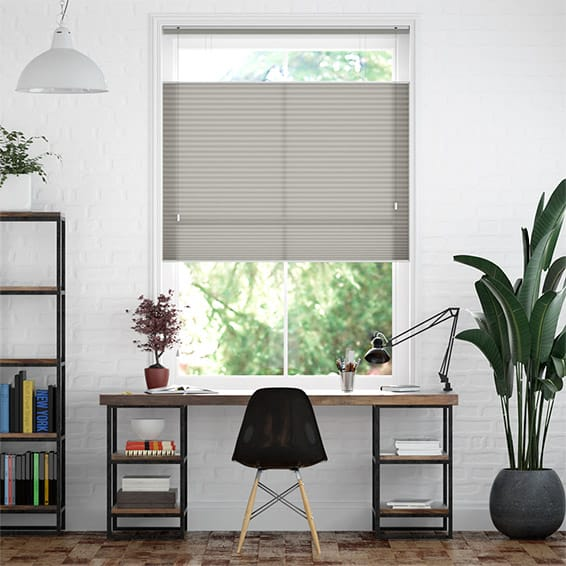 DuoLight Gainsboro Grey Top Down/Bottom Up Thermal Blind