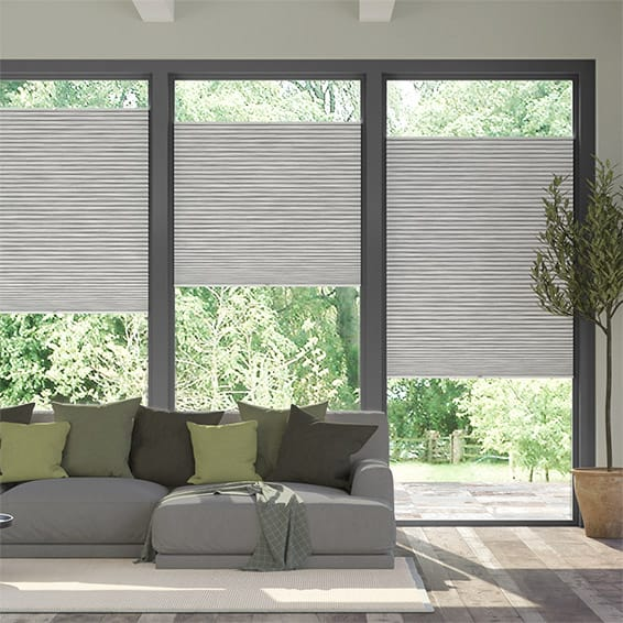 DuoLight Graphite EasiFIT Thermal Blind