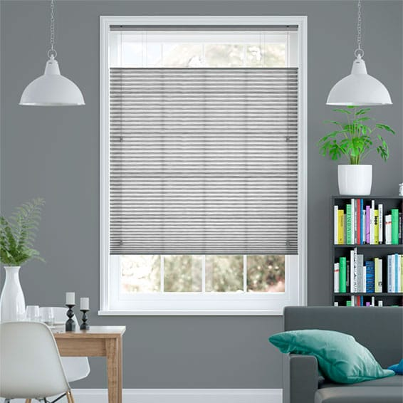 DuoLight Graphite Top Down/Bottom Up Thermal Blind