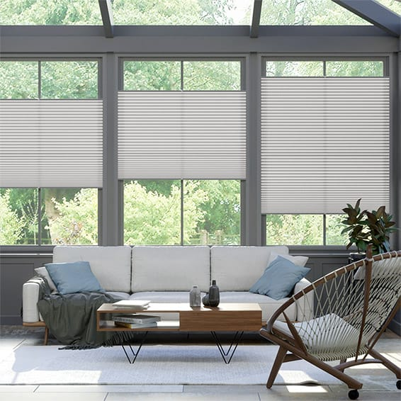 PerfectFIT DuoLight Mosaic Cool Grey Thermal Blind