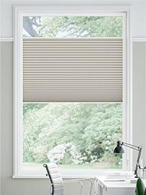 PerfectFIT DuoLight Mosaic Warm Grey Perfect Fit Pleated thumbnail image