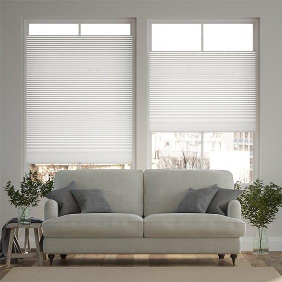 PerfectFIT DuoLight Pearl Thermal Blind