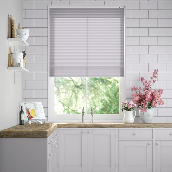 DuoLight Wisteria Thermal Blind
