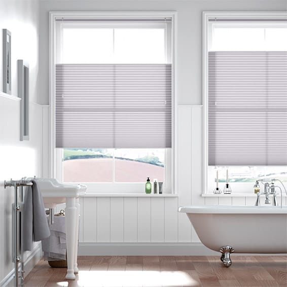 DuoLight Wisteria Top Down/Bottom Up Thermal Blind