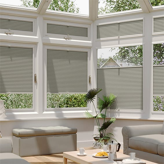PerfectFIT DuoLight Zinc Thermal Blind