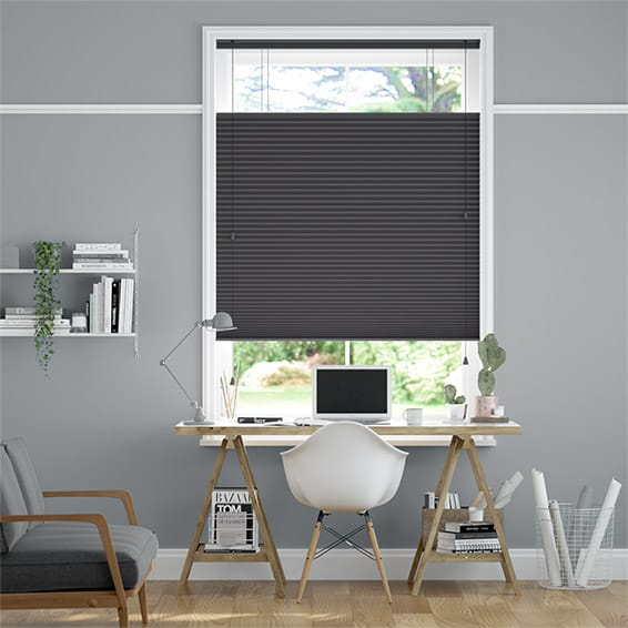 DuoShade Anthracite  Top Down/Bottom Up Thermal Blind