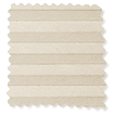 DuoShade Beige EasiFIT Thermal Blind slat image