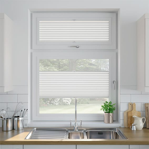 PerfectFIT DuoShade Chalk Thermal Blind