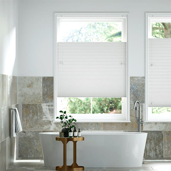 DuoShade Chalk  Top Down/Bottom Up Thermal Blind