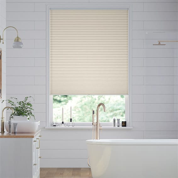 DuoShade Cordless Cornsilk Thermal Blind