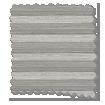 DuoShade Cordless Grain Urban Grey Thermal Blind slat image