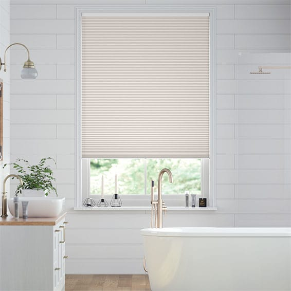 DuoShade Cordless Ivory Thermal Blind