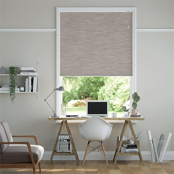 DuoShade Grain Fawn Thermal Blind