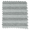 DuoShade Cordless Graphite Thermal Blind slat image