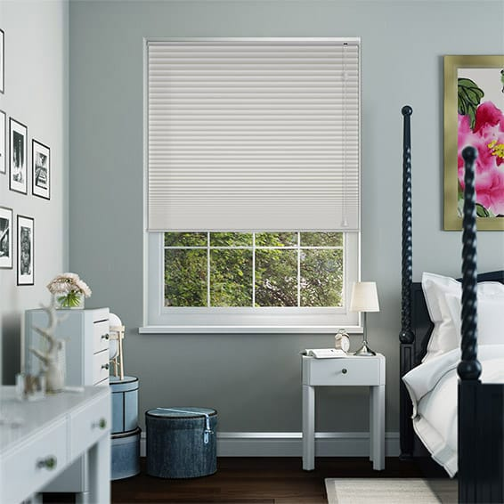 DuoShade Grey Thermal Blind