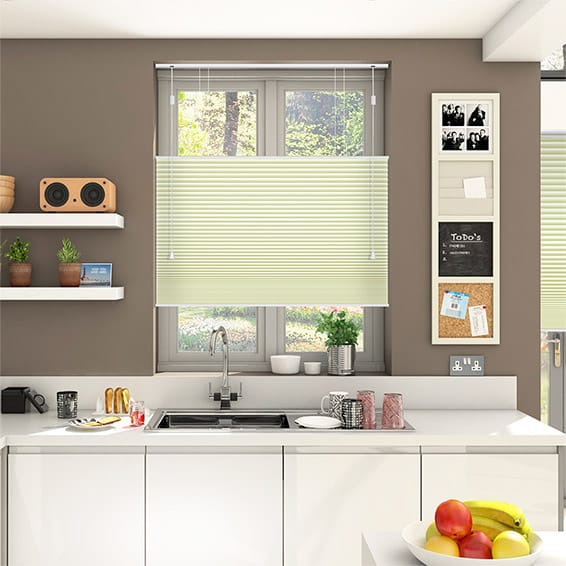 DuoShade Limoncello Top Down/Bottom Up Thermal Blind