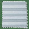 DuoShade Blue Haze Thermal Blind slat image