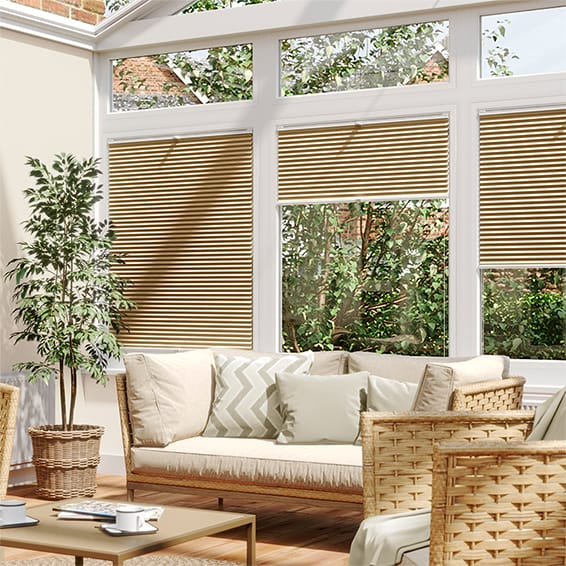 DuoShade Maize EasiFIT Thermal Blind