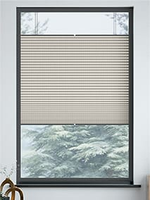 PerfectFIT DuoShade Mosaic Warm Grey Perfect Fit Pleated thumbnail image